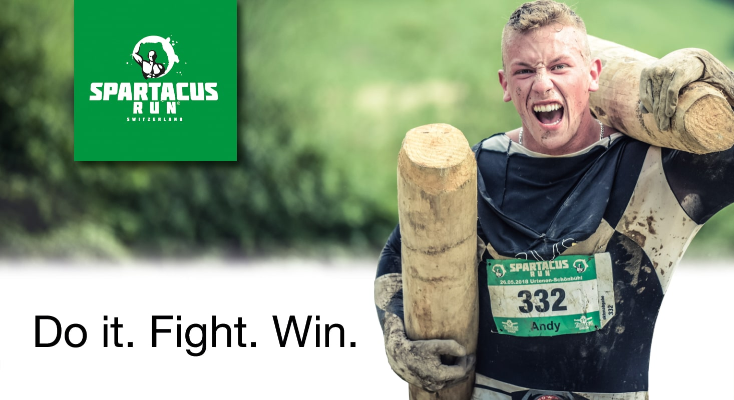 Spartacus Run 2019